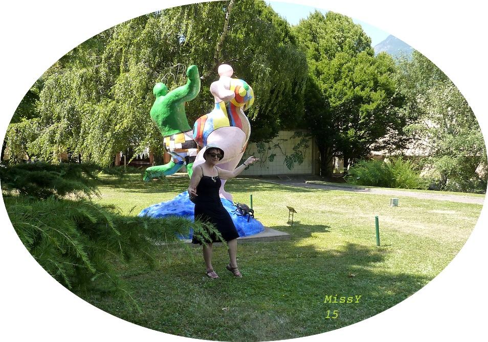 Meli mailart jardin extraordinaire 1 for Jardin extraordinaire 2015 lieurac