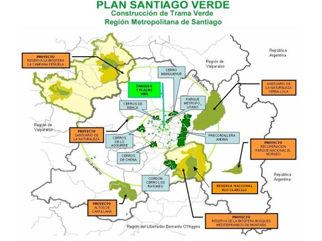 Arboricultura urbana urban arboriculture vivero for Viveros en santiago