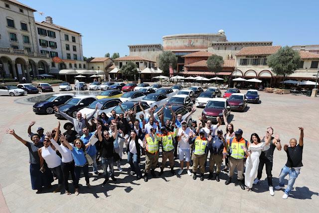 #OpelConvoy @OpelSA @MonteCasinoZA #MonteMadness 31 Drivers