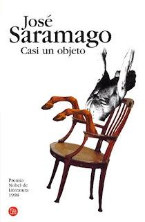 Casi un objeto José Saramago