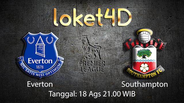 Prediksi Bola Jitu Everton vs Southampton (English Premier League)