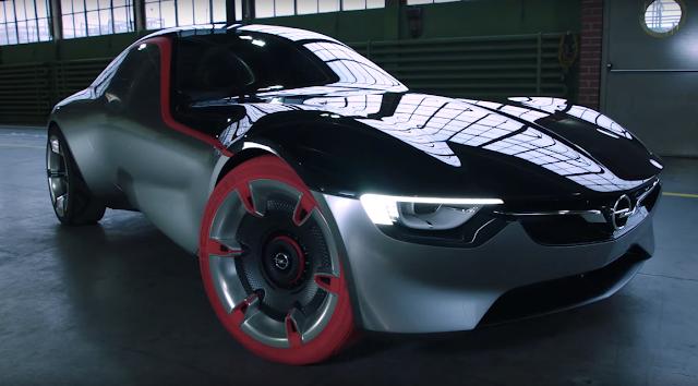 Opel GT Concept der Mini-Sportler | Ein progressiver Sportwagen lässt uns träumen - Anzeige
