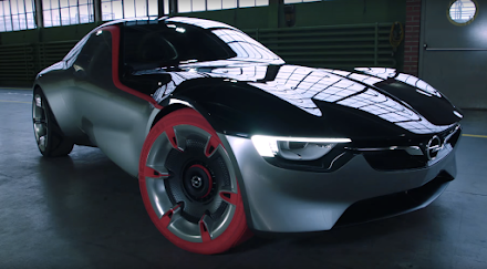 Opel GT Concept - Der Mini-Sportler | Ein progressiver Sportwagen lässt uns träumen | Anzeige