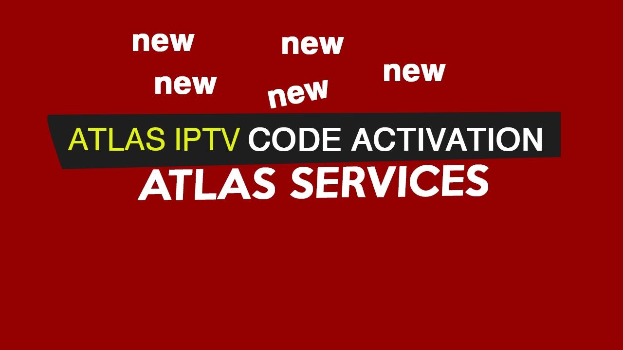 paradise of life: Nouveau ATLAS IPTV CODE