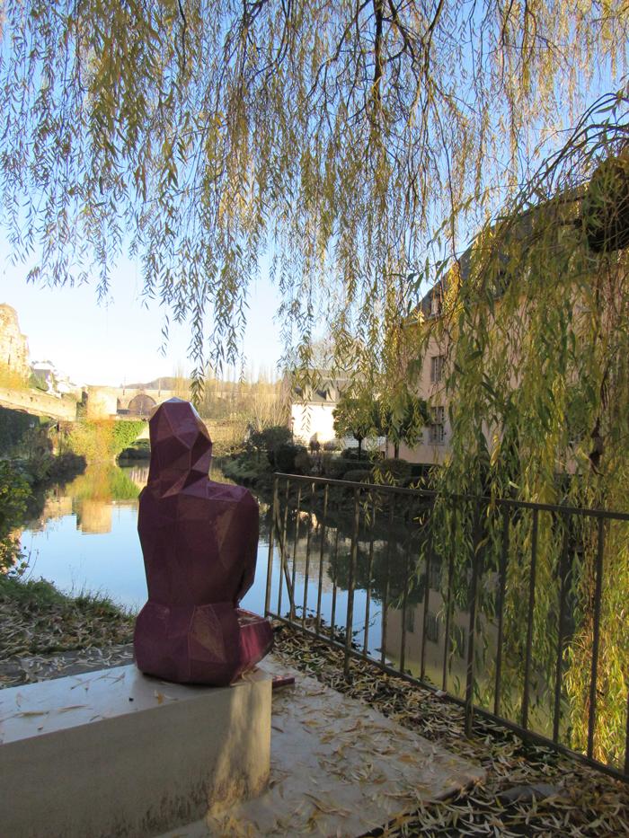 Valetnina Vaguada: Luxembourg, lKuxemburgo, travel, melusina mermaid, travel dairy, photography, europe, europa