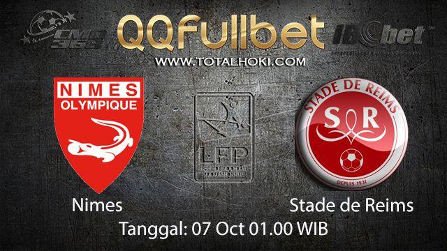 Prediksi Bola Jitu Nimes vs Stade de Reims 07 Oktober 2018 ( French Ligue 1 )