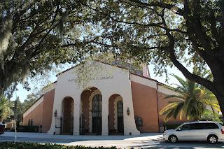 Iglesia en Brandon