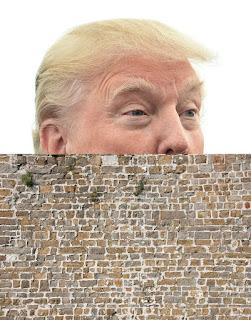 La ebla Trump-Muro