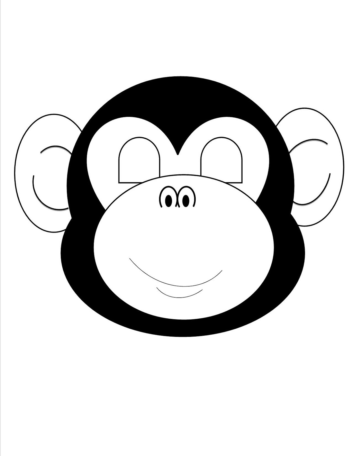 McMurry Education C & I Dawgs: Monkey Masks