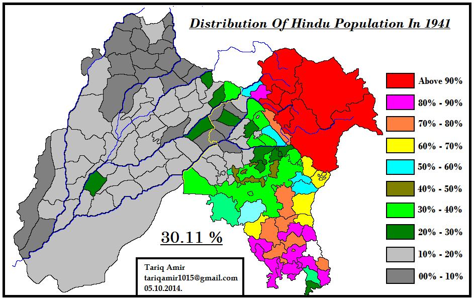 Pakistan Geotagging: Partition Of Punjab in 1947 |Punjab Religion