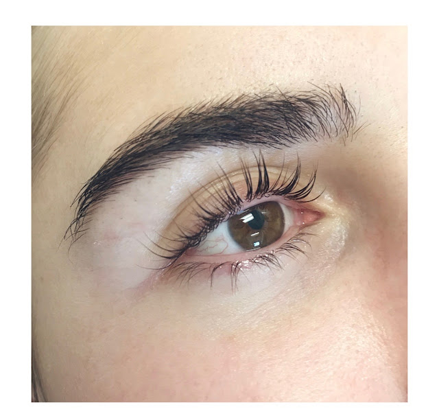 Lashed You Out | Lash Lift