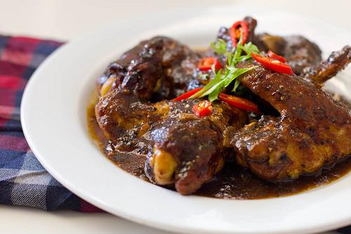 Resepi Ayam Black Pepper!!