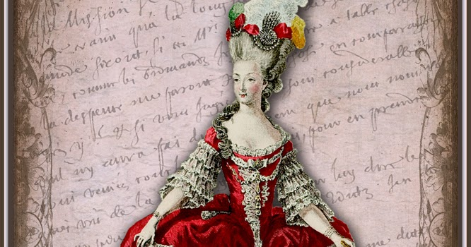Ekduncan My Fanciful Muse Quot Marie Antoinette Style