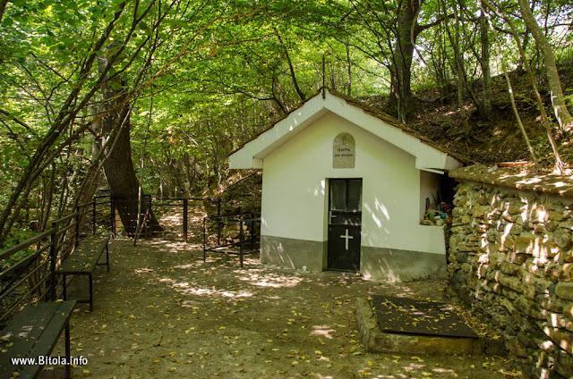 Sv. Petka - Kanino - village in Municipality of Bitola, Macedonia