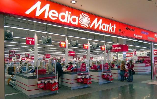 Lojas Media Markt no Porto
