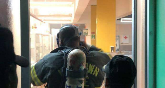 Ocurre una explosión en el laboratorio de la Universidad Central del Este
