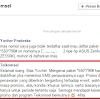 Penjelasan Telkomsel Mengapa Nomor Tidak terdaftar di Paket Internet Murah