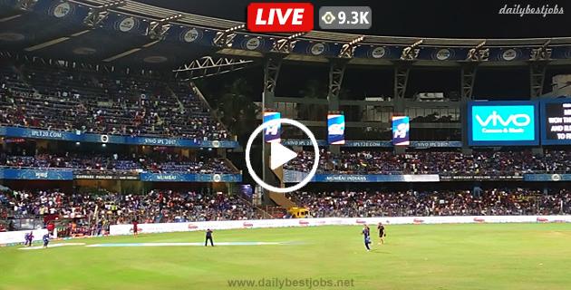 IPL 2019 MI Vs DC LIVE Streaming 3rd T20 Live Cricket Score