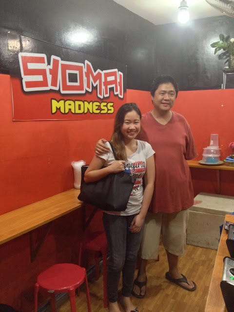 Siomai Madness owners Kai and Kenneth
