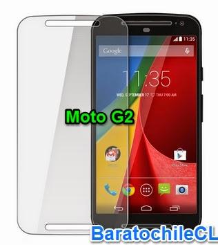 Mica vidrio templado Moto G2 2014