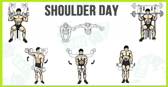 shoulder exercises at home pdf