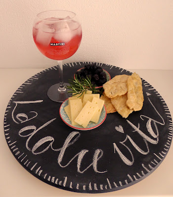 mit Strich und Faden: Martini e Tonic |La Dolce Vita
