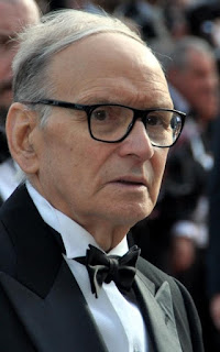 Ennio Morricone, pictured in 2012