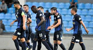 Το βίντεο με τα στιγμιότυπα του αγώνα Κέρκυρα - ΠΑΣ Γιάννινα 0-1