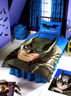 Habitación temática Batman