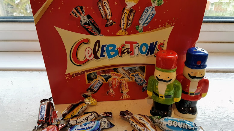 Celebrations 巧克力