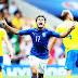Nas oitavas: Eder faz golaço e Itália garante classificação