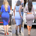 Battle of the Kardashian butts! Kim,,Khloe or Kylie Jenner