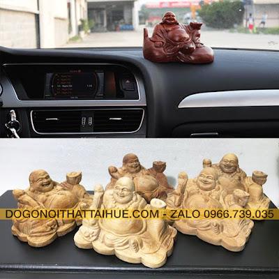 Tại sao phải để tượng Phật trên xe ô tô?