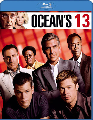 Ocean's Thirteen 2007 BD25 Spanish