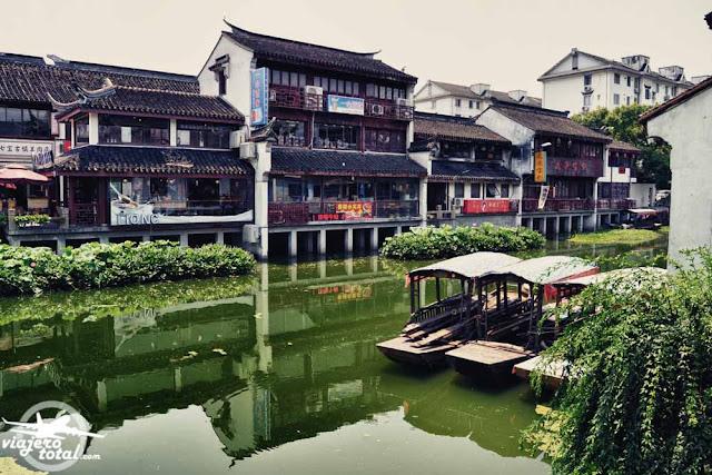 Qibao - China - Venecia - Shanghai