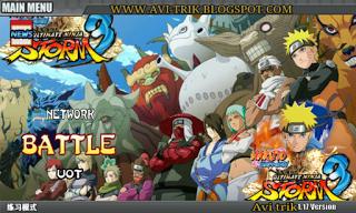 Naruto Senki : Ninja Storm Mod Apk