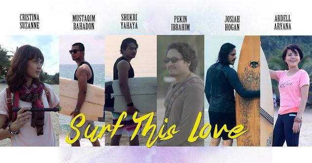 SURF THIS LOVE : GELORA JUARA