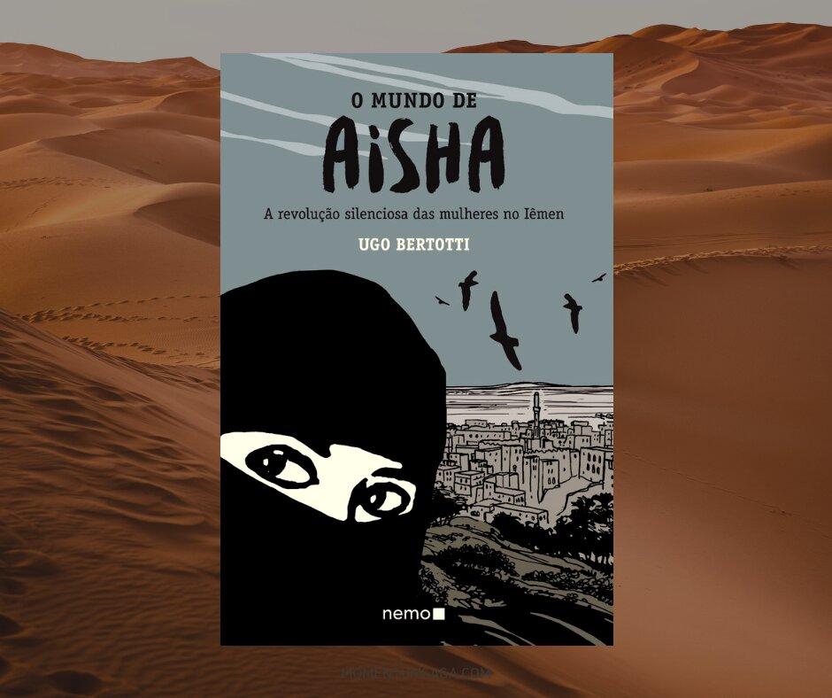 Resenha: O Mundo de Aisha, de Ugo Bertotti