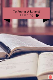 goal is love of learning