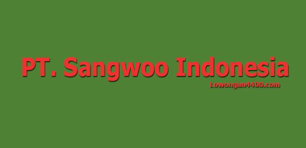 Lowongan PT Sangwoo Indonesia Jababeka