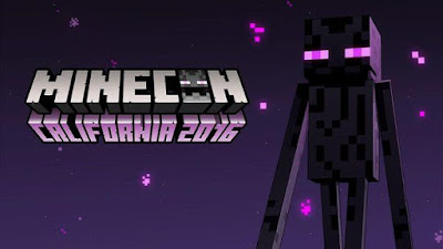 Minecon 2016: Can't wait for Minecon 2017 :)