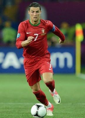 Foto Cristiano Ronaldo Bersama Portugal