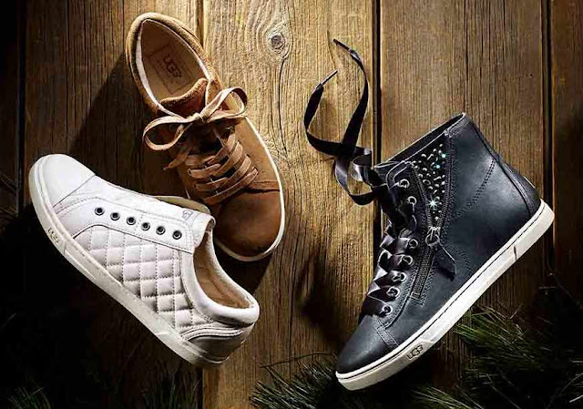 Women's Ugg Sneaker Collection
