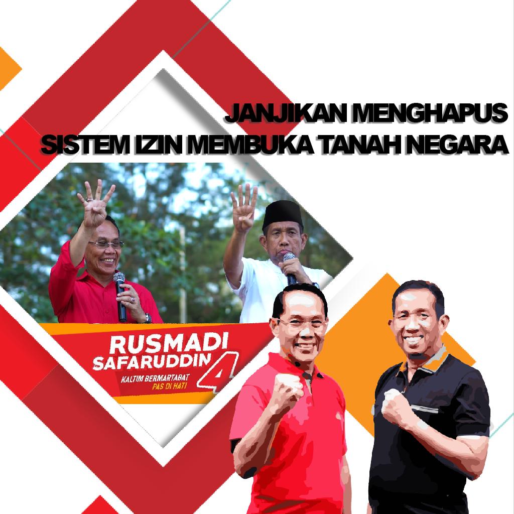 Rusmadi-Safaruddin Nyanyi Lagu Jawa, Warga : Betul-Betul Semangat Indonesia
