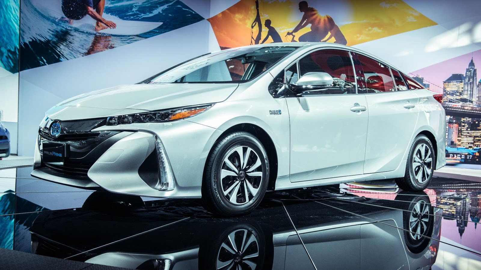 Toyots Prius Plug-in