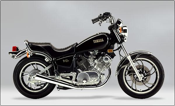 Yamaha Virago 750