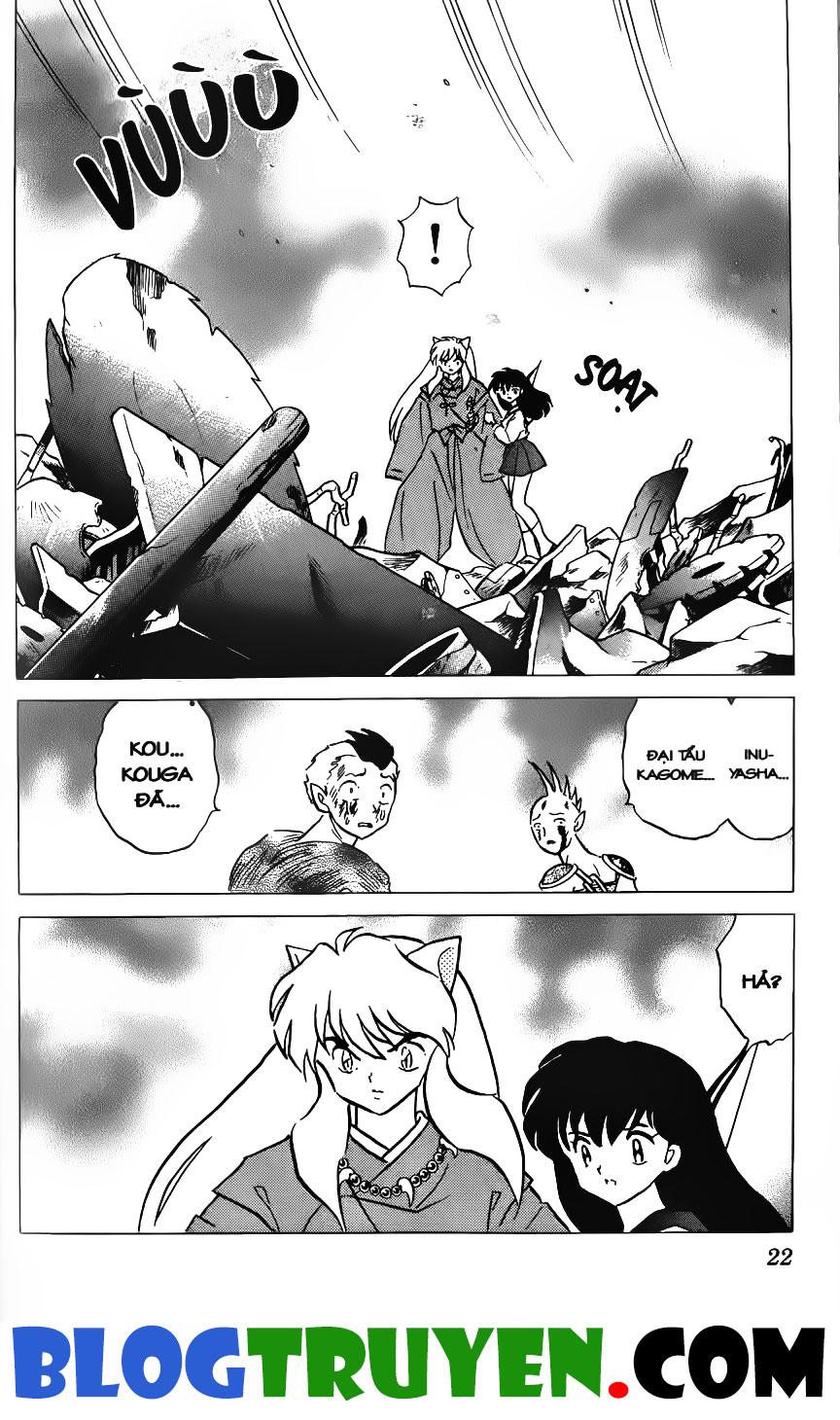 Inuyasha vol 27.1 trang 18