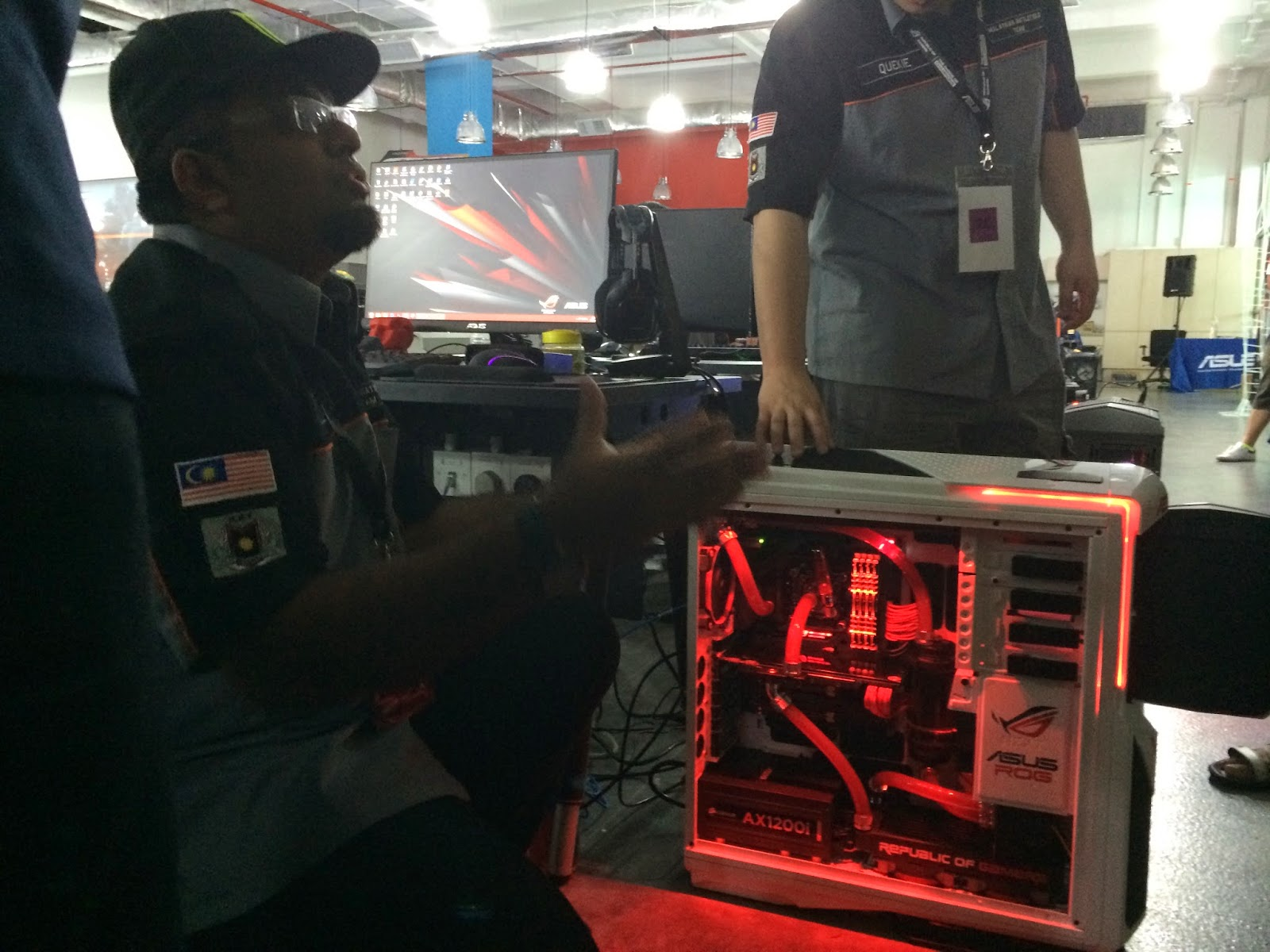 Coverage for ASUS LAN Party: DAY 3 16