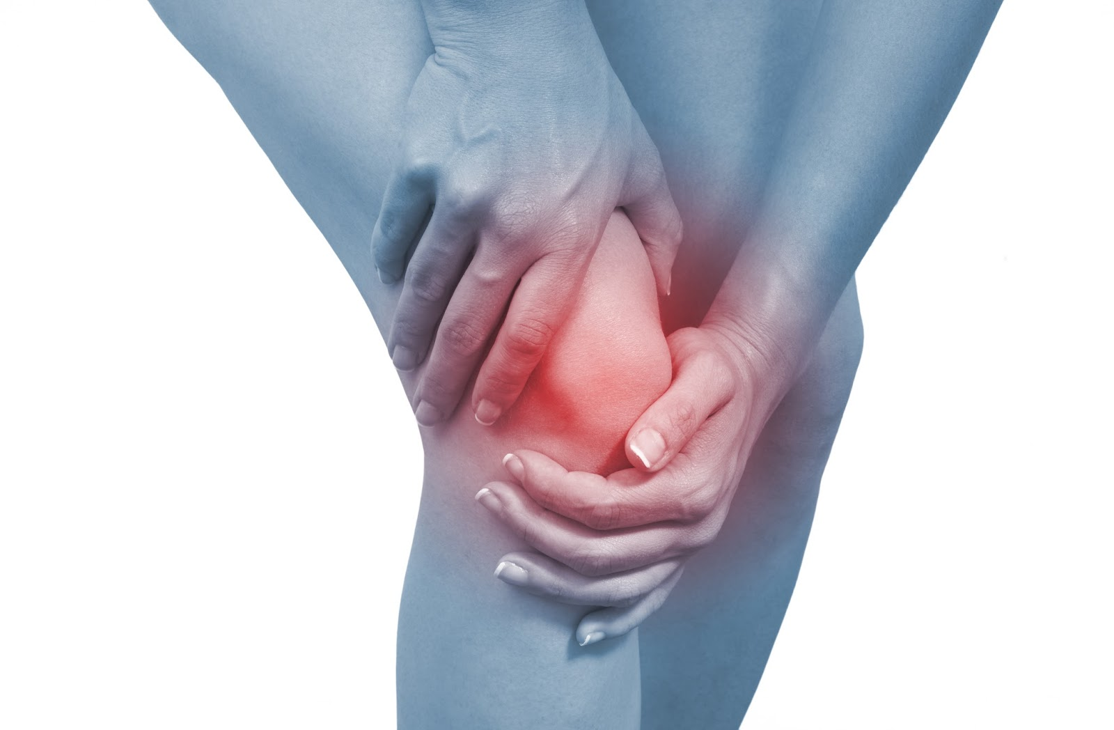 Image result for image of arthritis in knee