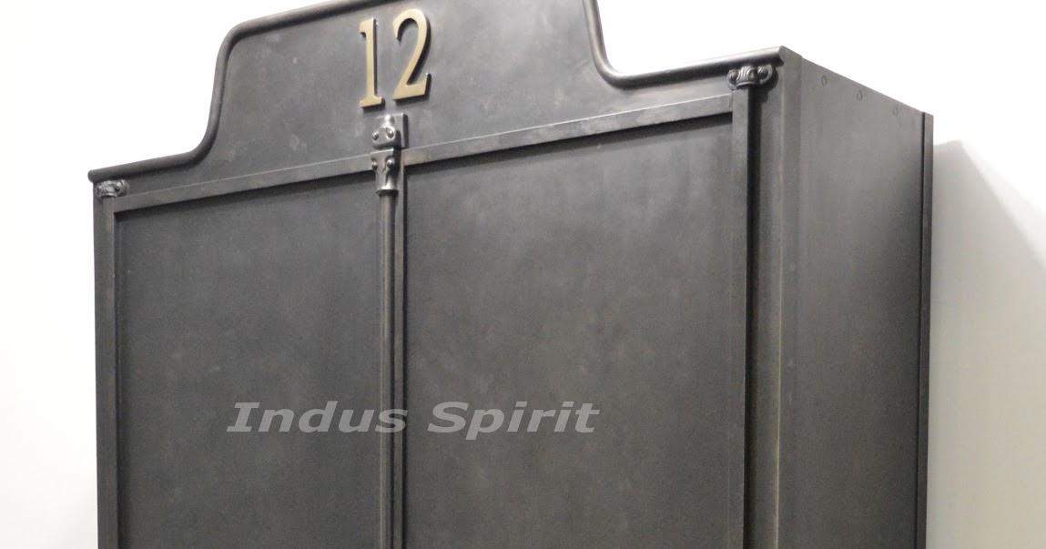 Ancienne armoire m tallique - Armoire metallique ancienne ...